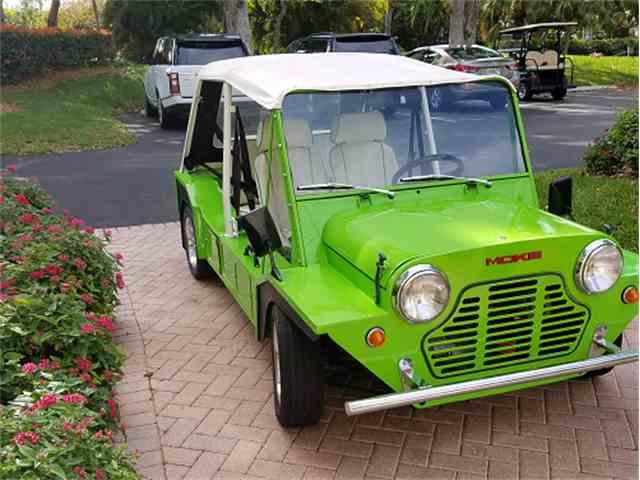 1968 Austin Mini Moke | 984762