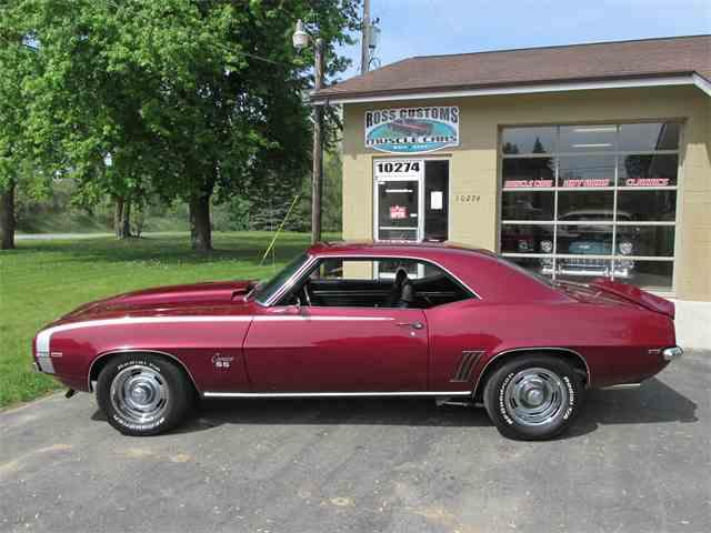 1969 Chevrolet Camaro SS | 984766