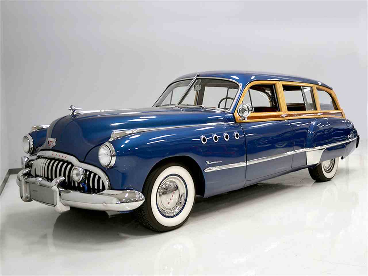 1949 buick roadmaster for sale cc 984768. Black Bedroom Furniture Sets. Home Design Ideas