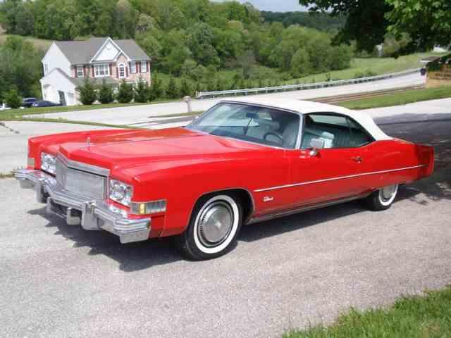 1974 Cadillac Eldorado | 984778