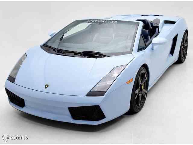 2007 Lamborghini Gallardo | 984780