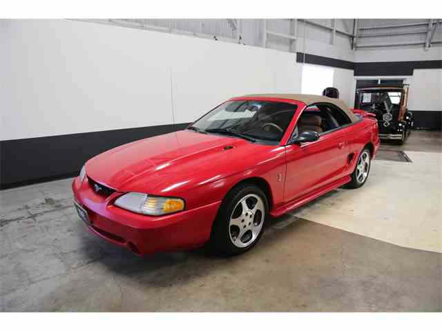 1994 Ford Mustang | 984781