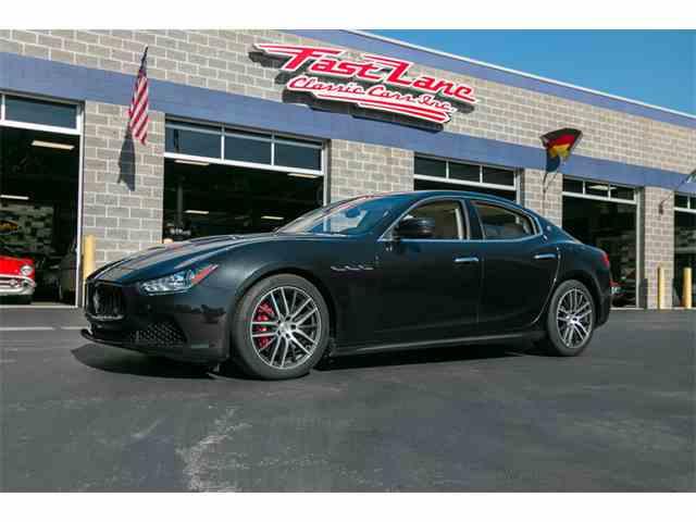 2014 Maserati Ghibli | 984782