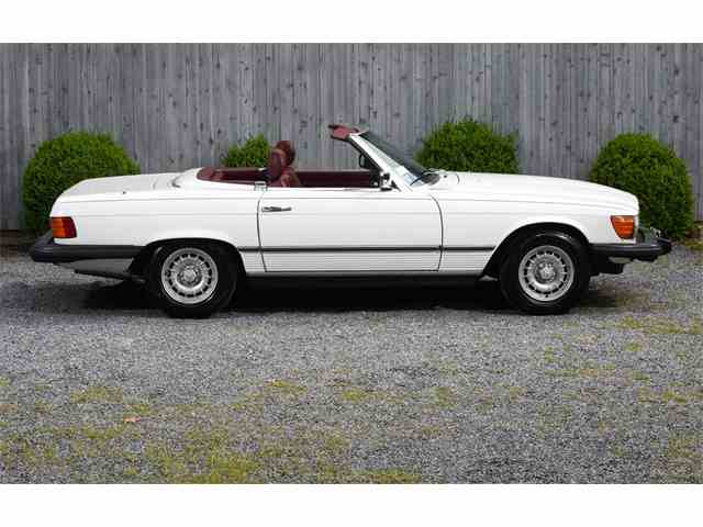 1985 Mercedes-Benz 380SL | 984788