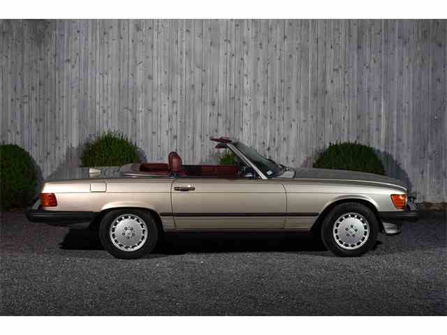1987 Mercedes-Benz 560SL | 984789