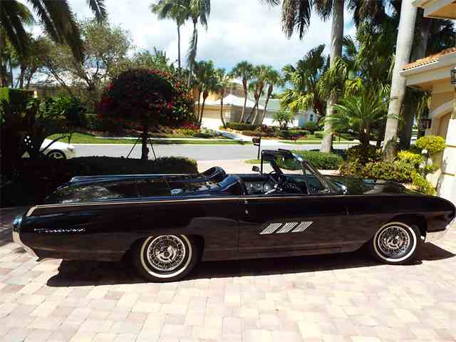 "1963 ford thunderbird ""M"" code convertible m code convertible 
