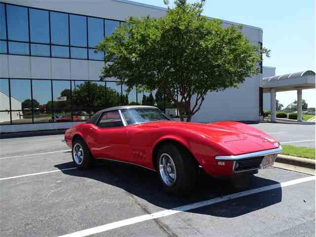 1968 Chevrolet Corvette | 984791