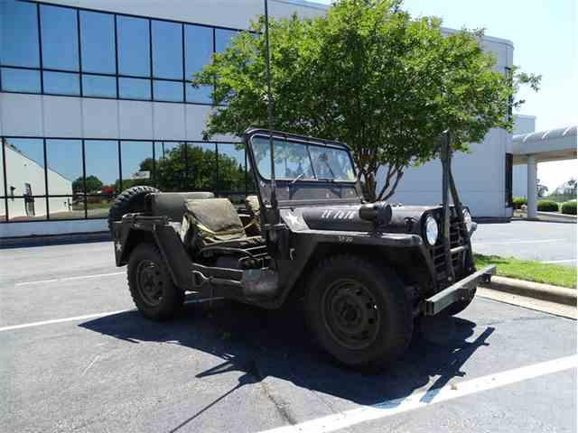 1964 Jeep M151 | 984792