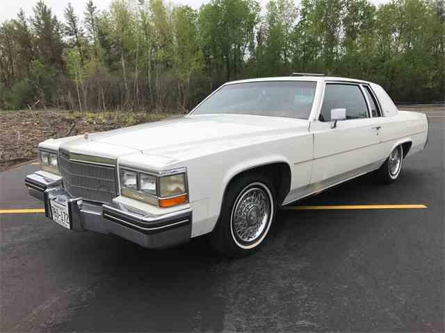 1984 Cadillac DeVille | 984795