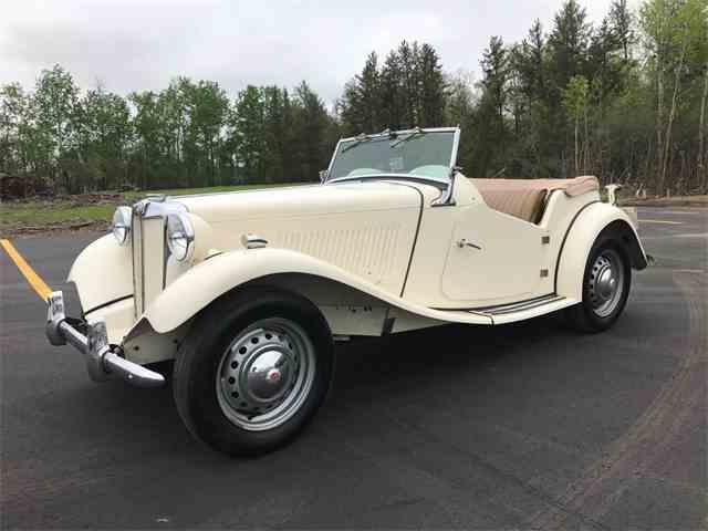 1953 MG TD | 984796