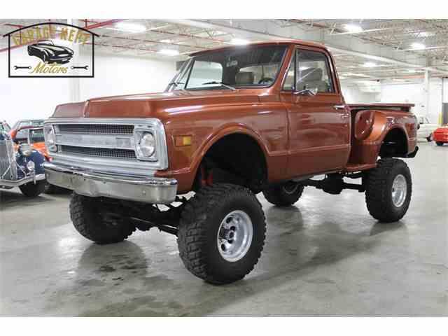 1969 Chevrolet C/K 10 | 984798