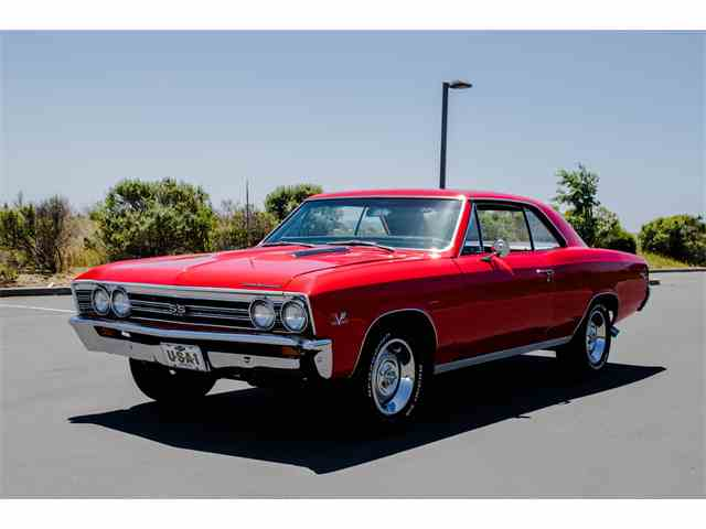 1967 Chevrolet Chevelle | 984800