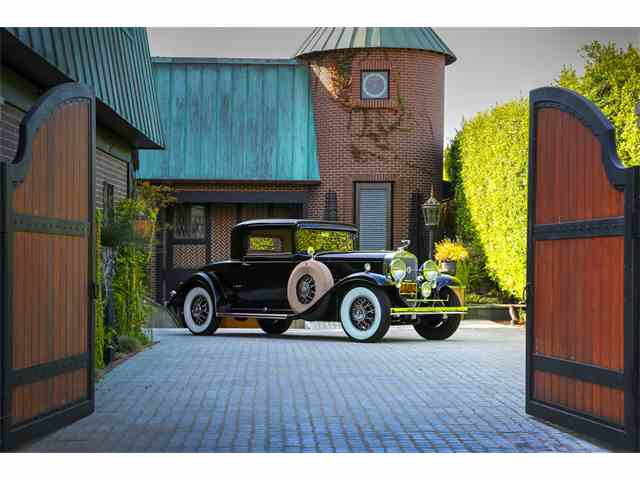 1931 Cadillac 370A Two Door Sport | 984805
