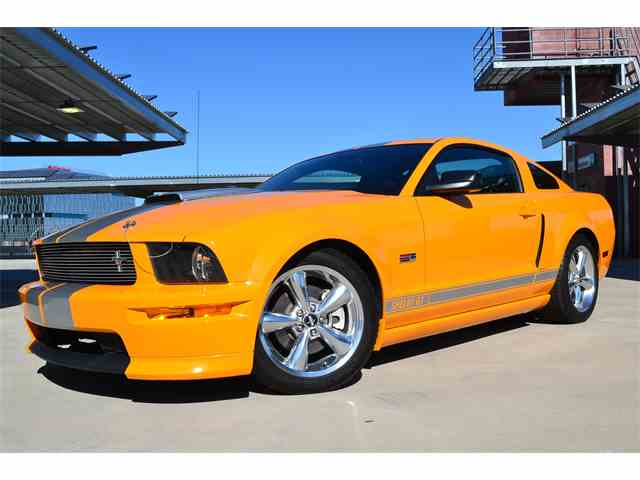 2008 Ford Shelby Mustang GT-C #87/215 | 984806
