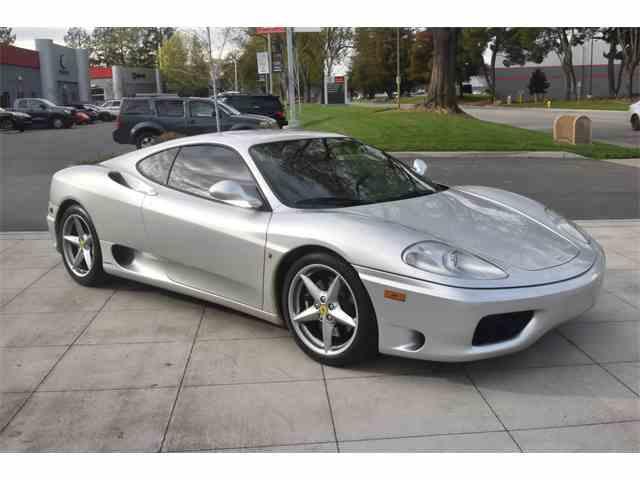 2001 Ferrari 360 | 984808