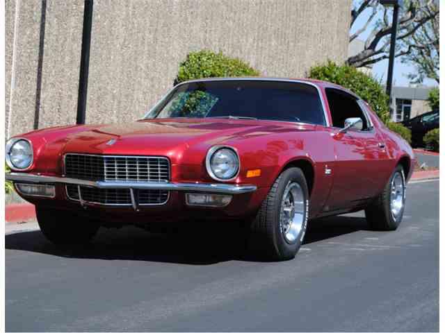 1970 Chevrolet Camaro | 984809