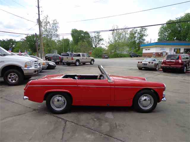 1963 MG Midget | 980481