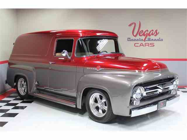 1956 Ford Panel Truck | 984811