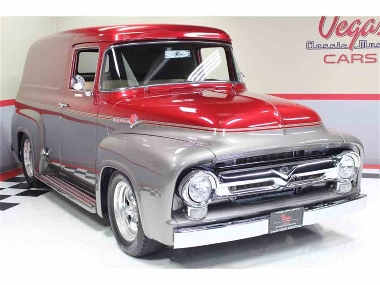 1956 Ford Panel Truck for Sale | ClassicCars.com | CC-984811