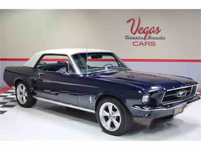 1967 Ford Mustang | 984812