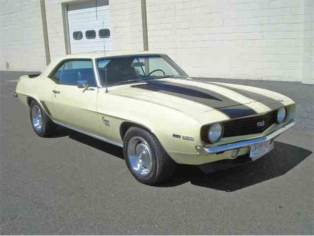1969 Chevrolet Camaro | 984814