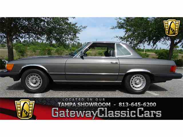 1984 Mercedes-Benz 380SL | 984817