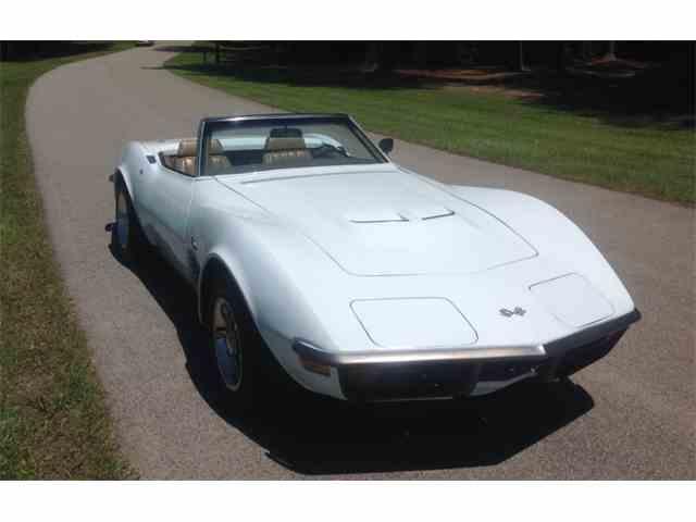 1969 Chevrolet Corvette | 980482