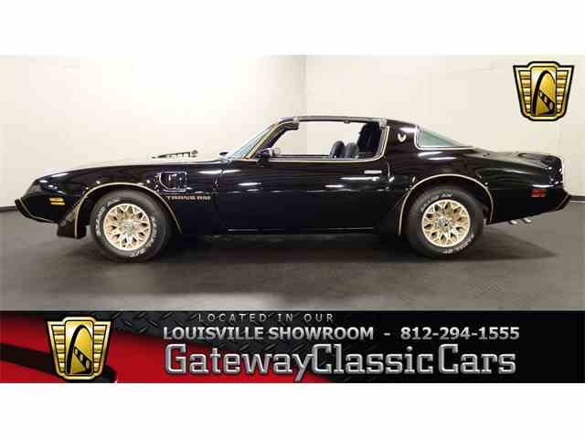 1979 Pontiac Firebird Trans Am | 984820