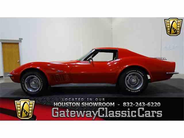 1972 Chevrolet Corvette | 984824