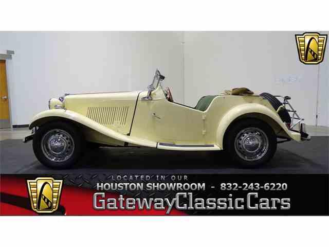 1952 MG TD | 984825
