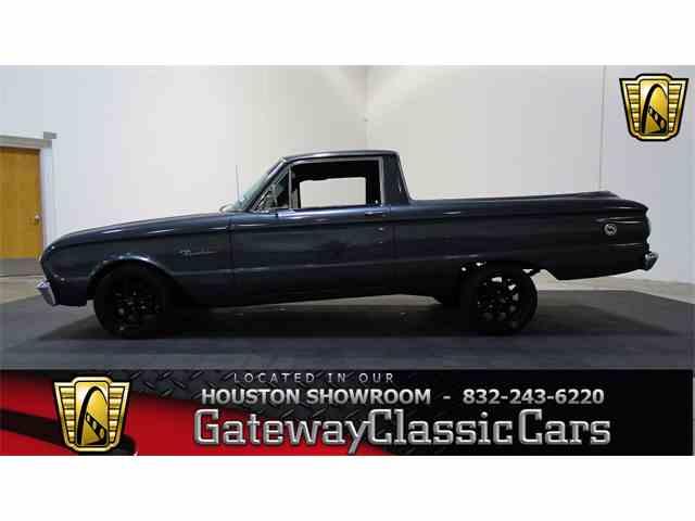 1962 Ford Ranchero | 984826