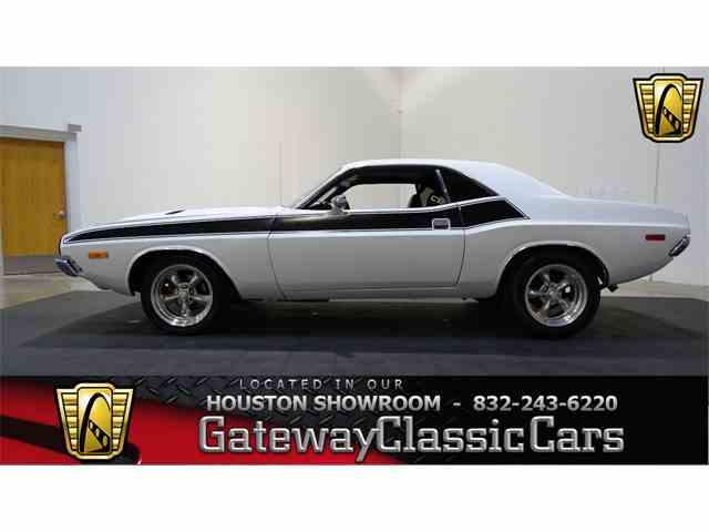 1974 Dodge Challenger | 984829