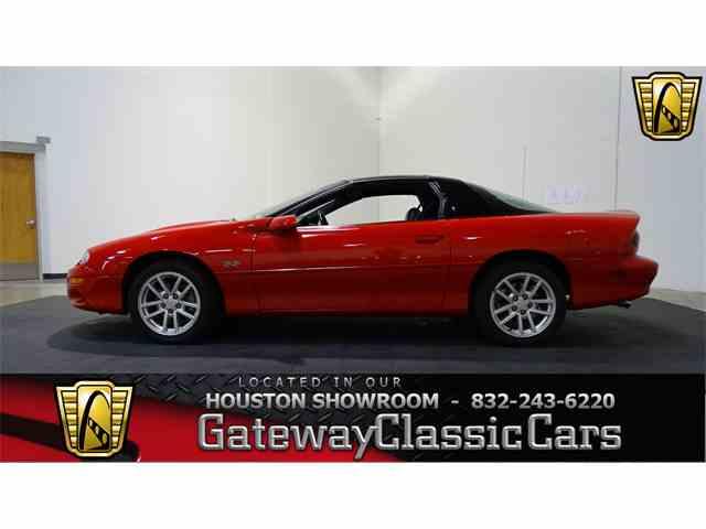 2002 Chevrolet Camaro | 984830