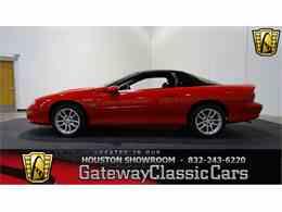 2002 Chevrolet Camaro for Sale - CC-984830