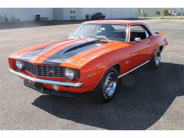 1969 Chevrolet Camaro | 984837