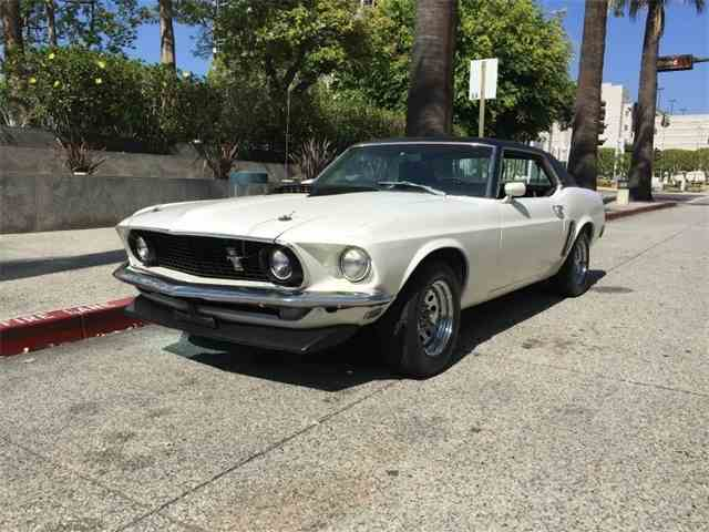 1969 Ford Mustang | 984842