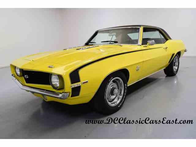 1969 Chevrolet Camaro SS | 984847
