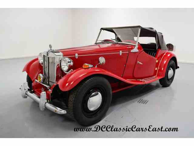 1952 MG TD | 984848