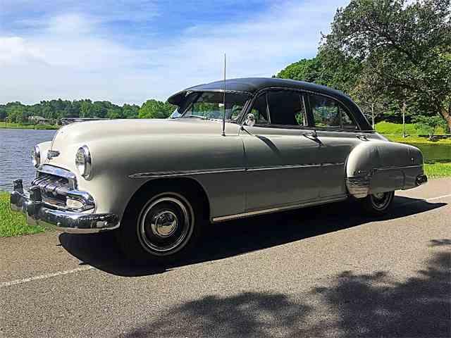 1952 Chevrolet Deluxe | 984852