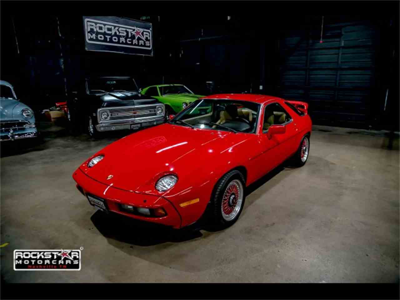1985 Porsche 928 for Sale - CC-984854