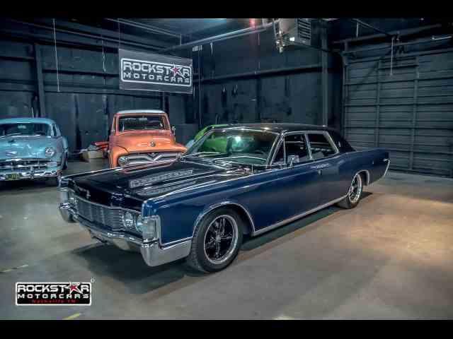 1968 Lincoln Continental | 984856