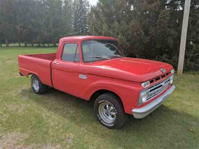 1966 Ford F100 | 984866