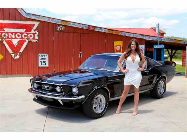 1967 Ford Mustang | 984867