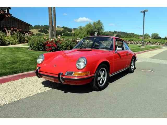 1971 Porsche 911T | 984869