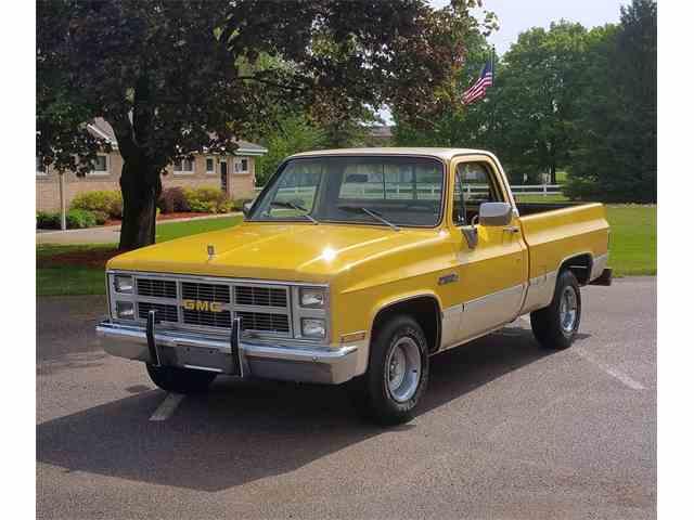 1983 GMC Sierra | 984870