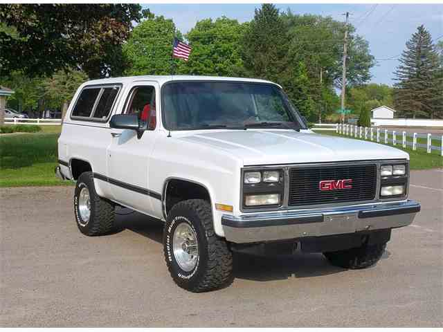 1990 GMC Jimmy | 984871