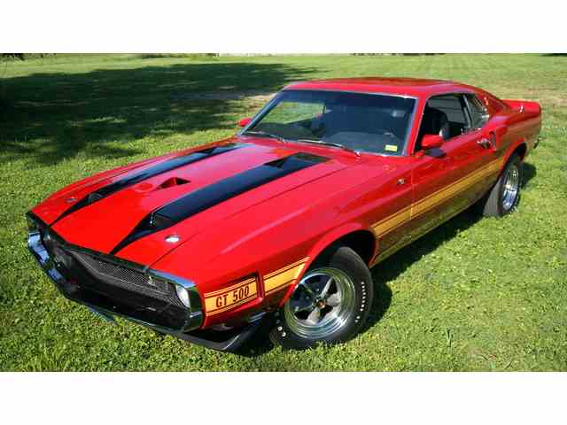 1970 Shelby GT500   984873
