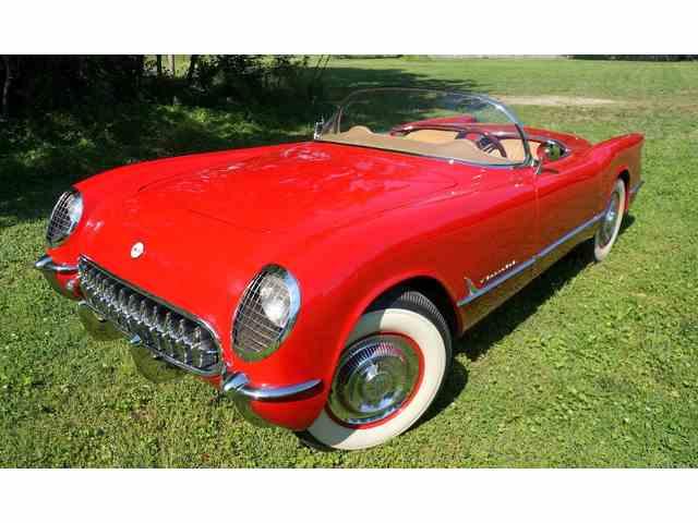 1953 Chevrolet Corvette | 984874