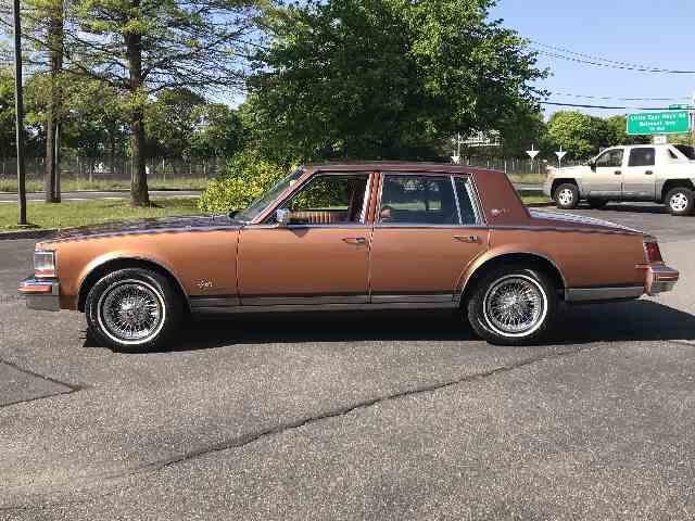 1978 Cadillac Seville   984876