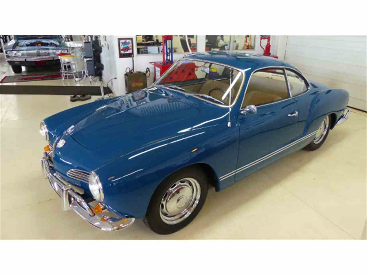 1966 Volkswagen Karmann Ghia For Sale Classiccars Com Cc 984879